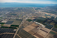 aerial photograph Ventura, California