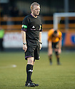 Referee Gary Hilland.