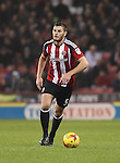 Jack O'Connell of Sheffield United during the English Football League One match at Bramall Lane, Sheffield. Picture date: November 22nd, 2016. Pic Jamie Tyerman/Sportimage