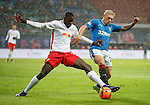 Martyn Waghorn and Dayot Upamecano