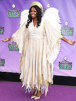 SANTA MONICA, CA - OCTOBER 20: Actress Coco Jones arrives at Hub Network's 1st Annual Halloween Bash held at Barker Hangar on October 20, 2013 in Santa Monica, California. (Photo by Xavier Collin/Celebrity Monitor)