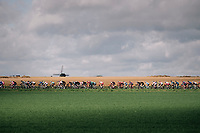 stretching the peloton<br /> <br /> 51th Le Samyn 2019 <br /> Quaregnon to Dour (BEL): 200km<br /> <br /> ©kramon