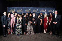 PASADENA - May 5: Lauren Lake's Paternity Court in the press room at the 46th Daytime Emmy Awards Gala at the Pasadena Civic Center on May 5, 2019 in Pasadena, California