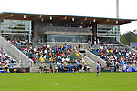 SAS Stadium in Cary, North Carolina on 4/5/03 during a game between the Carolina Courage and Washington Freedom. The Washington Freedom won the game 2-1.