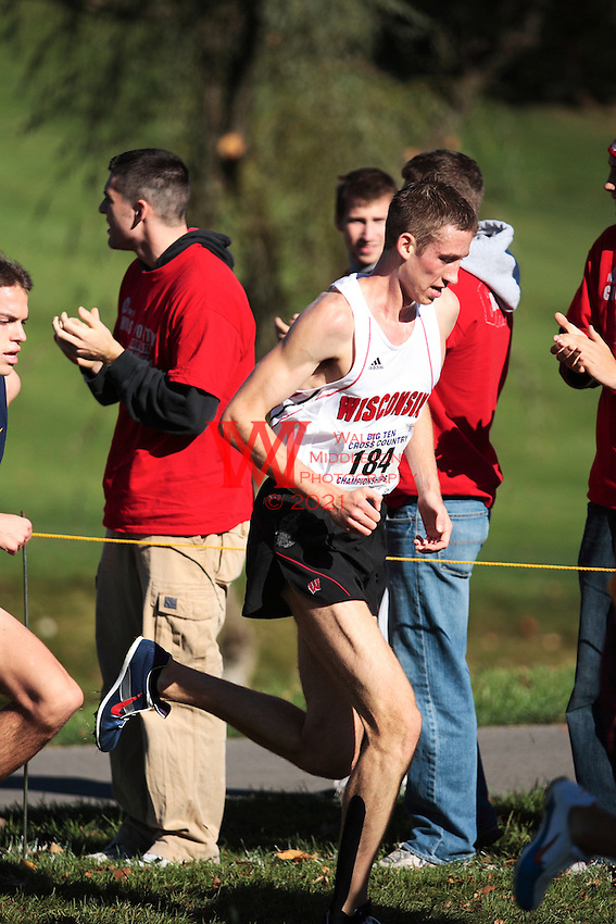 The Big Ten Men's Cross Country Championships, 10,28,2007. University Of Wisconsin.