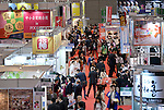 March 8, 2016, Makuhari, Japan - Foodex Japan 2016, Asias largest food and beverage trade show, starts on Tuesday, March 8, 2016, for four days at Makuhari Messe, east of Tokyo, with some 3,000 exhibitors from 79 countries participating.  (Photo by Natsuki Sakai/AFLO) AYF -mis-