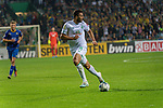 10.08.2019, wohninvest Weserstadion, Bremen, GER, DFB-Pokal, 1. Runde, SV Atlas Delmenhorst vs SV Werder Bremen<br /> <br /> DFB REGULATIONS PROHIBIT ANY USE OF PHOTOGRAPHS AS IMAGE SEQUENCES AND/OR QUASI-VIDEO.<br /> <br /> im Bild / picture shows<br /> Claudio Pizarro (Werder Bremen #14)<br /> Einzelaktion, Ganzkörper / Ganzkoerper<br /> <br /> Foto © nordphoto / Kokenge