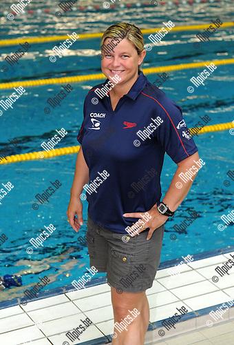 2013-05-14 / Zwemmen / seizoen 2012-2013 / Brigitte Becue..Foto: Mpics.be