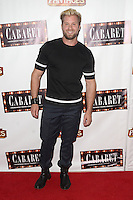 HOLLYWOOD, CA - JULY 20: Craig Ramsay at the opening of 'Cabaret' at the Pantages Theatre on July 20, 2016 in Hollywood, California. Credit: David Edwards/MediaPunch