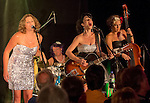 The Fabulous Ginn Sisters with Lazarus Moan Concert.