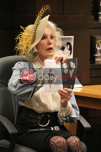 Julie Newmar<br /> at the &quot;Nothing Like A Dame&quot; Book Release Party, Barnes &amp; Noble, Los Angeles, CA 03-26-14<br /> David Edwards/DailyCeleb.Com 818-249-4998
