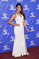 Lizzie Cundy<br /> celebrating the winners in this year&rsquo;s National Lottery Awards, the search for the UK&rsquo;s favourite Lottery-funded projects.  The glittering National Lottery Stars show, hosted by John Barrowman, is on BBC One at 10.45pm on Monday 12 September.<br /> <br /> <br /> &copy;Ash Knotek  D3151  09/09/2016