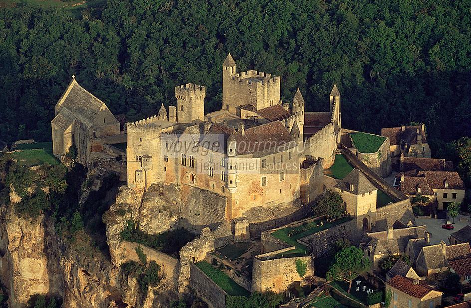 Europe/France/Aquitaine/24/Dordogne/Vallée de la Dordogne/Périgord Noir/Beynac-et-Cazenac: Le Château de Beynac