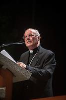 Monsignore Nunzio Galantino, segretario generale della CEI, Conferenza Episcopale Italiana