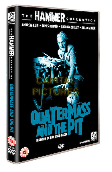 Five Million Years to Earth (1967)<br /> (Quatermass and the Pit)<br /> DVD COVER ART<br /> *Filmstill - Editorial Use Only*<br /> CAP/KFS<br /> Image supplied by Capital Pictures