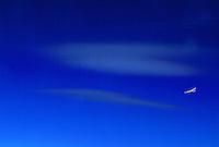 Segelflug, Welle, Lenticularis Wolke