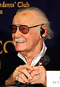 November 30, 2017, Tokyo, Japan - American comic legend and Marvel's honorary chairman Stan Lee, known as the creator of Spiderman and X-men speaks before press at the Foreign Correspondents' Club of Japan in Tokyo on Thursday, November 30, 2017. Lee is now here as the honorary ambassador for Tokyo Comic Con, a three-day festival for American comics and movies which will start from December 1.      (Photo by Yoshio Tsunoda/AFLO) LWX -ytd-