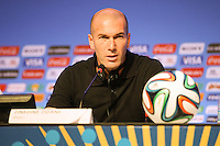 2014 World Cup Draw Press Conference, December 5, 2013
