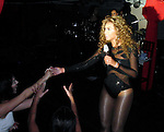 **EXCLUSIVE**.Beyonce Knowles..New Year's Eve Party with Special Performance by Beyonce Knowles..Nikki Beach Restaurant..St Barth, Caribbean..Thursday, December 31, 2009..Photo By Celebrityvibe.com.To license this image please call (212) 410 5354; or Email: celebrityvibe@gmail.com ; .website: www.celebrityvibe.com.