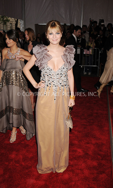 WWW.ACEPIXS.COM . . . . . ....May 5 2008, New York City....Actress Mischa Barton arriving at the Metropolitan Museum of Art Costume Institute Gala, Superheroes: Fashion and Fantasy, held at the Metropolitan Museum of Art on the Upper East Side of Manhattan.....Please byline: KRISTIN CALLAHAN - ACEPIXS.COM.. . . . . . ..Ace Pictures, Inc:  ..(646) 769 0430..e-mail: info@acepixs.com..web: http://www.acepixs.com