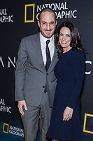 """3/14/2018 - New York: National Geographic's """"One Strange Rock""""  - Arrivals"""