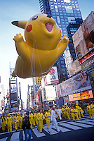 Macy's Thanksgiving Day parade, Poke Mon balloon character..