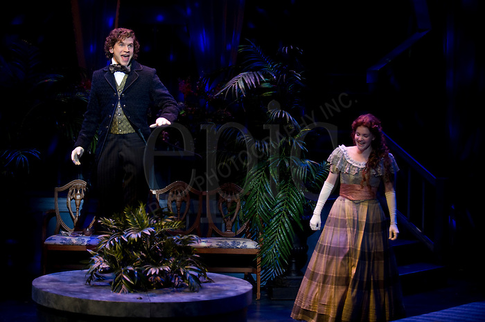 Archival photos of the dress rehearsal for Little Women at the Citadel Theatre in Edmonton, Alberta, Canada April 29, 2011. Photo by Ian Jackson, EPIC Photography ..