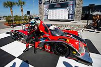 #7 Charles Wicht Racing, Ligier JS P3, LMP3: Pato O'Ward, Leo Lamelas