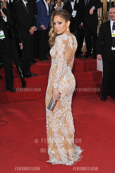 Jennifer Lopez at the 70th Golden Globe Awards at the Beverly Hilton Hotel..January 13, 2013  Beverly Hills, CA.Picture: Paul Smith / Featureflash