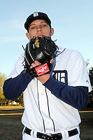 Feb 21, 2009; Lakeland, FL, USA; The Detroit Tigers pitcher Casey Fien (67) during photoday at Tigertown. Mandatory Credit: Tomasso De Rosa/ Four Seam Images