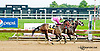 Next Level winning at Delaware Park on 6/12/13