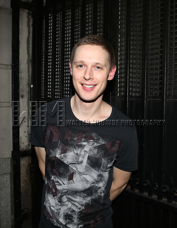 Samuel Barnett attends the Broadway Opening Night Performance of 'Richard III' at the Belasco Theatre on November 10, 2013 in New York City.
