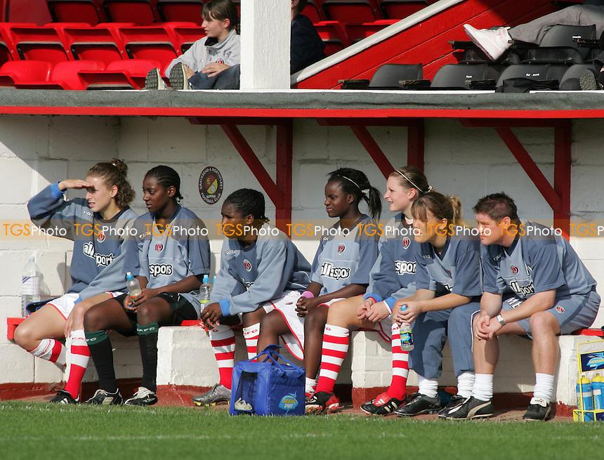 Charlton Athletic 1 Everton 0, FA Womens Premier League National Division - 16/10/05 - (Gavin Ellis 2005)