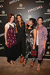 "CHRISTENE BARBERICH,Jesscia Alba, Piera Gelardi and Guest Attend Refinery29'S Opening Night of ""29Rooms: Powered by People"" During NYFW Held in Brooklyn, NY"