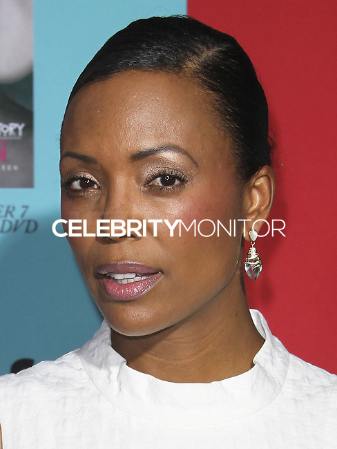 HOLLYWOOD, LOS ANGELES, CA, USA - OCTOBER 05: Aisha Tyler arrives at the Los Angeles Premiere Screening Of FX's 'American Horror Story: Freak Show' held at the TCL Chinese Theatre on October 5, 2014 in Hollywood, Los Angeles, California, United States. (Photo by Celebrity Monitor)