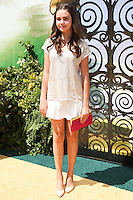 """WESTWOOD, LOS ANGELES, CA, USA - MAY 03: Bailee Madison at the Los Angeles Premiere Of """"Legends Of Oz: Dorthy's Return"""" held at the Regency Village Theatre on May 3, 2014 in Westwood, Los Angeles, California, United States. (Photo by Celebrity Monitor)"""