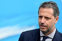 Fabio Paratici <br /> Ferrara 13-4-2019 Stadio Paolo Mazza Football Serie A 2018/2019 SPAL - Juventus <br /> Foto Andrea Staccioli / Insidefoto