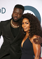 "31 July 2019 - Hollywood, California - Sinqua Walls, Angela Bassett. Photo Call For Netflix's ""Otherhood"" held at The Egyptian Theatre. Photo Credit: FSadou/AdMedia"