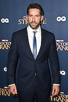 LONDON, UK. October 24, 2016: Scott Adkins at the &quot;Doctor Strange&quot; launch event at Westminster Abbey, London.<br /> Picture: Steve Vas/Featureflash/SilverHub 0208 004 5359/ 07711 972644 Editors@silverhubmedia.com