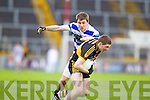 Kieran O'Leary Dr. Crokes in action against David Limerick Castlehaven in the Munster Senior Club Final at Pairc Ui Caoimh on Sunday