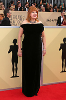 LOS ANGELES - JAN 21:  Annie Golden at the 24th Screen Actors Guild Awards - Press Room at Shrine Auditorium on January 21, 2018 in Los Angeles, CA