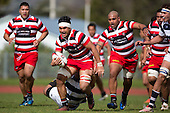 160827 Counties Manukau B Red vs Auckland