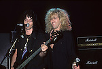 Jimmy Bain of Dio, Jamie St James of Black n Blue