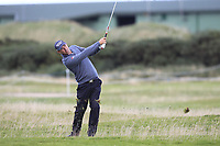 Padraig Harrington (IRL) on the 16th during Round 3 of the Alfred Dunhill Links Championship 2019 at St. Andrews Golf CLub, Fife, Scotland. 28/09/2019.<br /> Picture Thos Caffrey / Golffile.ie<br /> <br /> All photo usage must carry mandatory copyright credit (© Golffile | Thos Caffrey)