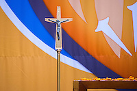 Cristo Rey Jesuit Cross of Constantine Commisioning