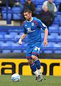 Michael Bostwick of Stevenage. - Tranmere Rovers v Stevenage - npower League 1 - Prenton Park, Tranmere - 6th April, 2012 . © Kevin Coleman 2012