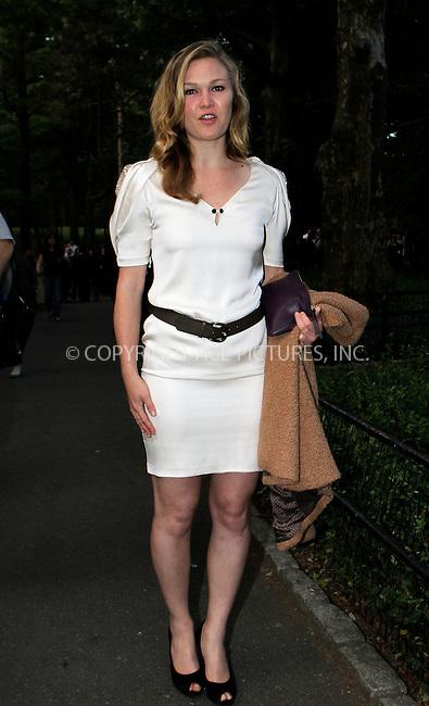 WWW.ACEPIXS.COM . . . . .  ....June 18 2012, New York City....Actress Julia Stiles arrives at the Public Theater Gala at the Delacorte Theater on June 18 2012 in New York City....Please byline: NANCY RIVERA- ACEPIXS.COM.... *** ***..Ace Pictures, Inc:  ..Tel: 646 769 0430..e-mail: info@acepixs.com..web: http://www.acepixs.com