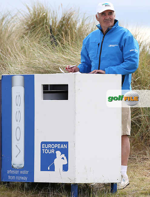 RSM Player Efficiency survey during Round One of the 2016 Aberdeen Asset Management Scottish Open, played at Castle Stuart Golf Club, Inverness, Scotland. 07/07/2016. Picture: David Lloyd | Golffile.<br /> <br /> All photos usage must carry mandatory copyright credit (&copy; Golffile | David Lloyd)