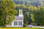 The Church on the Green (United Methodist Church) in Arlington, Vermont, USA
