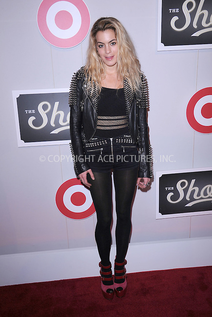 WWW.ACEPIXS.COM . . . . . .May 1, 2012...New York City....Chelsea Leyland attends The Shops At Target Launch Party on May 1, 2012  in New York City ....Please byline: KRISTIN CALLAHAN - ACEPIXS.COM.. . . . . . ..Ace Pictures, Inc: ..tel: (212) 243 8787 or (646) 769 0430..e-mail: info@acepixs.com..web: http://www.acepixs.com .